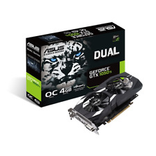 Asus GeForce GTX 1050 Ti 4GB Duale Boost Grafikkarte
