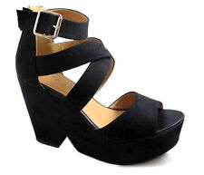 """3-4.5"""" High Heel Suede Shoes for Women"""