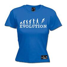 Evolution Ski Jump Womens Powder Monkeez Uk T-Shirt birthday skiing skier stunt