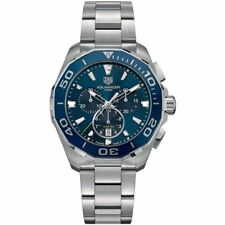 TAG Heuer Men's Dress/Formal Stainless Steel Case Watches