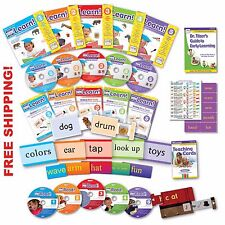 "Your Baby Can Read "" complete Deluxe Kit"" Reading System DVD BOOK CARDS"