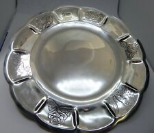 """SANBORNS MEXICO .925 STERLING Silver 7"""" Plate Platter Tray 5.9 ounce 185 Grams"""