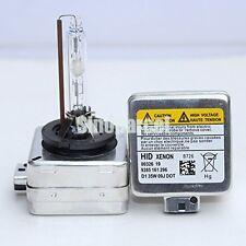 pair D1S 8000K HID Xenon Headlight Light bulbs OEM Direct Replacement 35 Watt