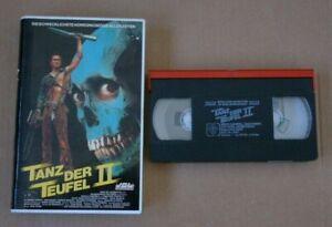 VHS  > Tanz der Teufel II <   Verleihtape
