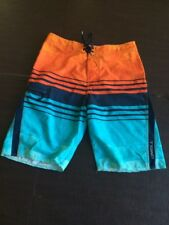 O'NEIL Multicolor Adjustable Men's(26) SUPERFREAK Board Shorts. TL7