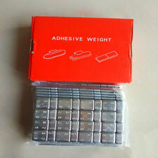 Adhesive Stick on Wheel Weights 60g Lead block For Car Motorbike RC Boat Balance