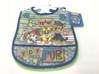 Nickelodeon Paw Patrol 2 Pack Crumb Catcher Bibs Waterproof for Boys
