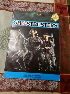 Ghostbusters Storybook of the Film, 1984