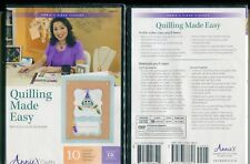 QUILLING MADE EASY DVD-Learn To Quill by Ali Bartkowski New Sealed Free Ship