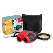More details for jrd&bs winl boys binoculrs as best gifts for teen boys girls,compact shock proof