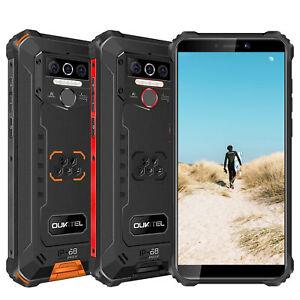 OUKITEL 8000mAh Rugged Smartphone 64GB / 32GB Robusto Impermeabile Cellulare
