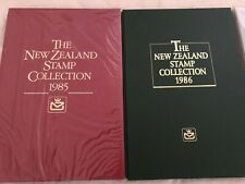 11 New Boxed Official The New Zealand Stamp Collection Year Books Mint