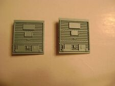 Lionel 6464-515 M-K-T Katy Pastel Blue Doors- (pkg. of two)