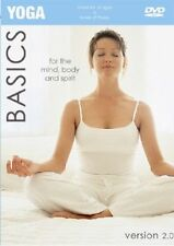Basics 02 - Yoga (DVD, 2006) - Region 4