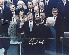 George H. W. Bush ++ Autogramm ++ 41. Präsident der USA ++ Bush Senior
