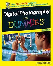 Digital Photography For Dummies King, Julie Adair 0764598023