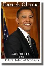 NEW POSTER - Barack Obama 44th President USA