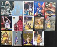Lot of 14 1994-2003 Shaquille O'Neal Fleer/Skybox/Topps/Upper Deck Cards