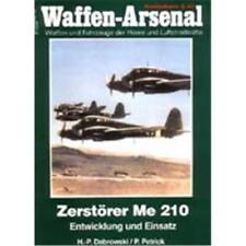 Zerstörer Me 210. Entwicklung und Einsatz