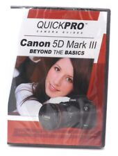 QuickPRO Canon 5D Mark lll Beyond the Basics DVD