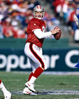 STEVE YOUNG Photo Picture SAN FRANCISCO 49ers Football Print 8x10 or 11x14 (SY1)