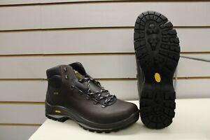 Grisport Fuse Waxy Brown Leather Waterproof Walking / Hiking Boots UK 10.5 EU 45