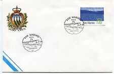 1991-07-06 San Marino Vastophil '91 ANNULLO SPECIALE Cover