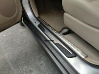 For Holden Trax Accessories Car Door Sill Cover Protector Scuff Plate Trim 4pcs