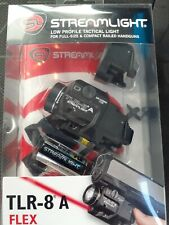 Streamlight Tlr-8 A Flex Weapon Light. Sig. New and Genuine. Retail 237$.