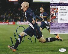 Michael Bradley Signed 8x10 Photo w/ JSA COA #R73741 US Soccer USA Toronto FC