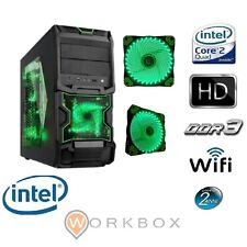 PC DESKTOP COMPLETO INTEL QUAD CORE ALANTIK CHRONOS GAMING 8GB1TB HDMI WIFI USB3