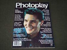 1977 NOVEMBER PHOTOPLAY MAGAZINE - ELVIS PRESLEY COVER - CW 961