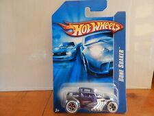 Hot Wheels Bone Shaker Kar Keeper Series Exclusive 2007 Purple 1:64 WW