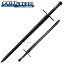 Cold Steel - MAA HAND-AND-A-HALF SWORD & Scabbard 88HNHM *NEW*