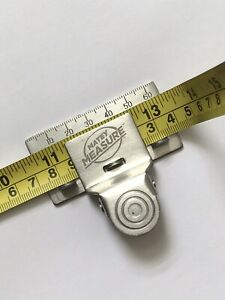 MATEY MEASURE™ tape measure aid. Don't guess it... MATEY MEASURE™ it!