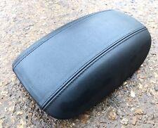 Pre Project Drive Rover 75 / MG ZT Ash Grey (Black) Leather Centre Arm Rest