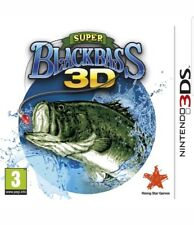 Super Black Bass 3D 3DS  NEW UK STOCK FISHING GAME STUNNING PRICE