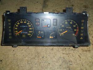 Renault R 19 Diesel Tacho Kombiinstrument Drehzahlmesser DZM Veglia