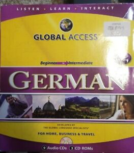 Global Access German: Beginner to Intermediate (German Edition)