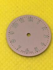 vintage Original swiss watch dial Movement 19.50mm 100% New #Wd12# Quality