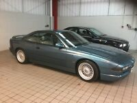 BMW 840 CI SPORT INDIVIDUAL 99 T ONLY 2 OWNERS
