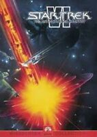 Star Trek 6 - The Undiscovered Country (DVD-2001, 1 Disc) Region 2. WIDESCREEN**