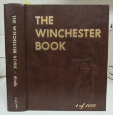 The Winchester Book by George Madis; Signed, Leather: Lever-Action Rifles
