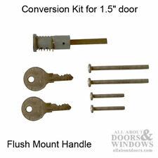 """Wafer Cylinder Conversion Kit for 1.5"""" door"""