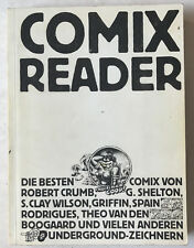 Comix Reader - Brumm Comix - Melzer Verlag 1973