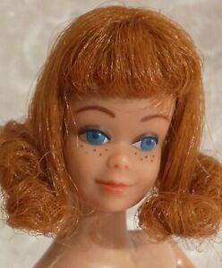 Vintage Barbie friend MIDGE titian Mattel 1960s
