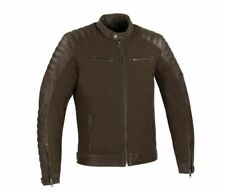 Bering Creedo Waterproof Thermal Armour Motorcycle Motorbike Leather Jacket LGE