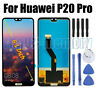 Für Huawei P20 Pro CLT-L09 L29 LCD Display Touch Screen Digitizer Assembly TFT Q
