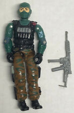 Vintage 1986 GI Joe Beach Head Action Figure w/Gun Ranger Loose O-Ring