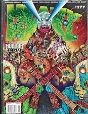 Heavy Metal Magazine 2015 Horror Special #277 B Skinner Cover VF 1977 Series